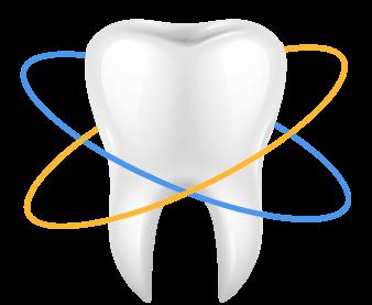 tooth orbit icon