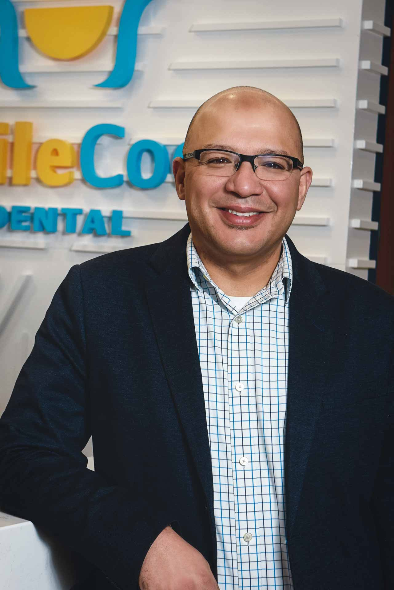 Dr. Mohamed El Gamal | SmileCode Dental | NW Calgary | General Dentist