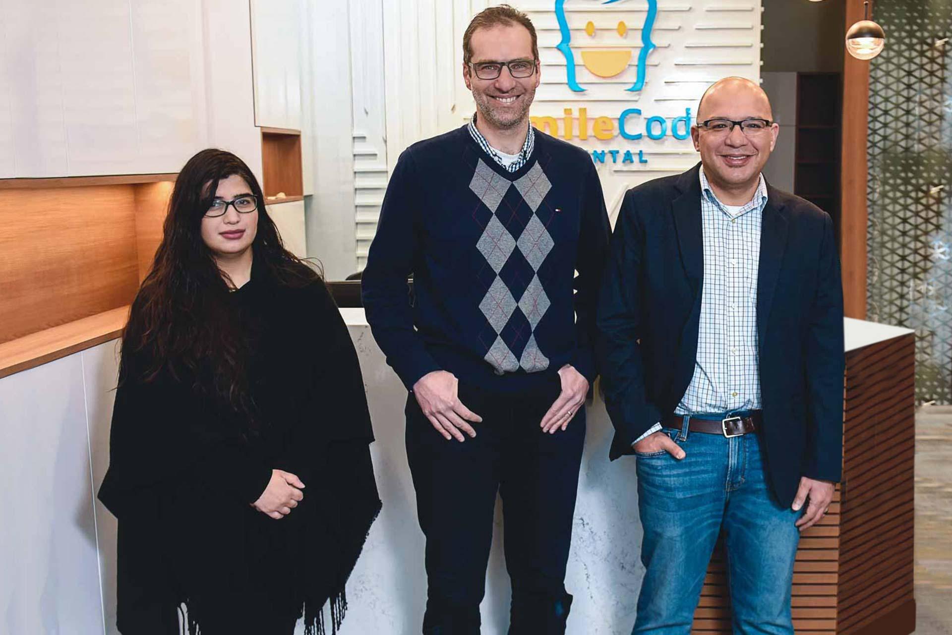 Meet the Team | SmileCode Dental | NW Calgary | General Dentist